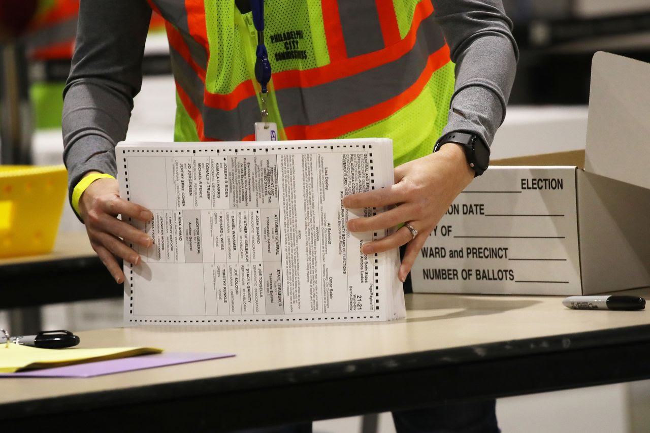 Judge orders Postal Service to search for ballots, but no evidence so far of widespread missing votes